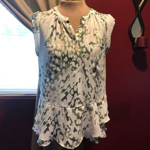 Mossimo sleeveless blouse ***3 for $25***